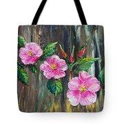 Wild Roses 09 Tote Bag