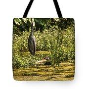 Wild Still Life Tote Bag