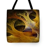 Wild Trees Tote Bag