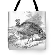 Wild Turkey, 1853 Tote Bag