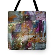 Wild Wind Tote Bag by Tanya Jacobson-Smith