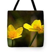 Wild Yellows Tote Bag