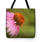 Wildflower Dew Drops Tote Bag