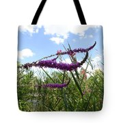 Wildflower Sky Tote Bag