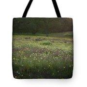 Wildflower Sunburst One Tote Bag