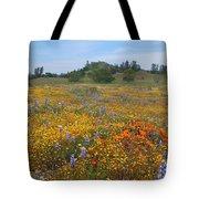 Wildflower Wonderland 8 Tote Bag