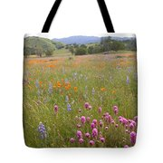 Wildflower Wonderland 6 Tote Bag