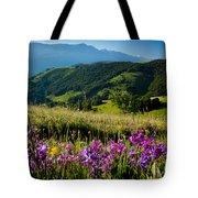 Wildflowers Umbria Tote Bag