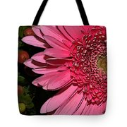Wildly Pink Mum Tote Bag