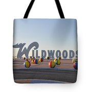 Wildwoods Tote Bag