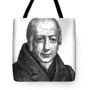Wilhelm Von Humboldt Tote Bag