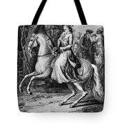 Wilhelmina Of Prussia Tote Bag