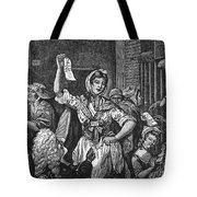 Wilkes And Liberty Riots Tote Bag