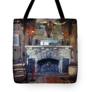 Will Rogers Home Tote Bag