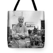 Willem Einthoven, Dutch Physiologist Tote Bag