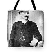William Barclay Masterson Tote Bag