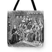 William Caxton (c1421-1491) Tote Bag