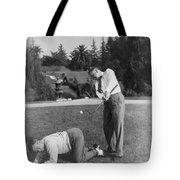 William Claude Fields Tote Bag
