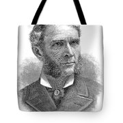 William D. Washburn Tote Bag