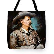 William F. Cody Tote Bag