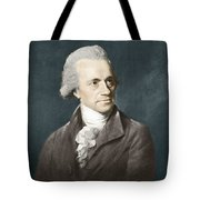 William Herschel, German Astronomer Tote Bag by Science Source
