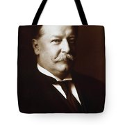 William Howard Taft - President Of The United States Tote Bag by International  Images