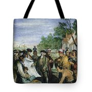 William Penns Treaty, 1682 Tote Bag