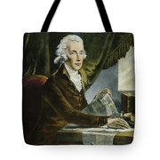 William Pitt (1759-1806) Tote Bag