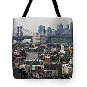 Williamsburg Bridge Tote Bag