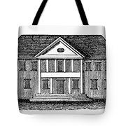 Williamsburg: Capitol Tote Bag