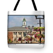 Willoughby City Hall Tote Bag