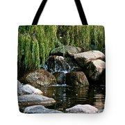 Willow Falls Tote Bag