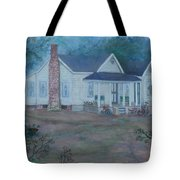 Wilson Homestead Tote Bag