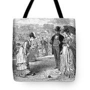 Wimbledon: Croquet, 1870 Tote Bag by Granger
