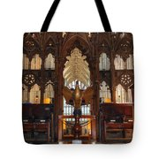 Winchester Cathedral Quire Tote Bag