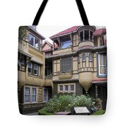 Winchester House - Door To Nowhere Tote Bag