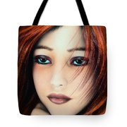 Wind And Fire Tote Bag