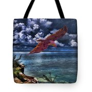 Wind Beneath My Wings Tote Bag