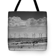 Wind Farm II Tote Bag
