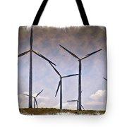 Wind Farm IIi - Impressions Tote Bag