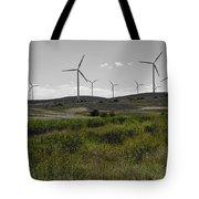 Wind Farm Iv Tote Bag
