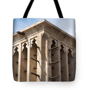 Wind Tower Tote Bag