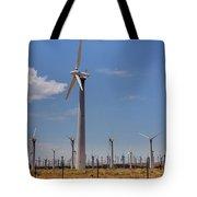 Windblown II Tote Bag