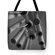 Windchime 2 Tote Bag
