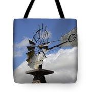 Windmill 2 Tote Bag