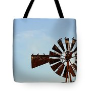 Windmill-3772 Tote Bag