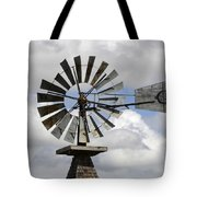 Windmill 6 Tote Bag