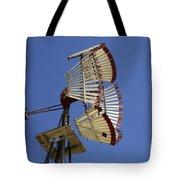 Windmill 8 Tote Bag