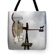 Windmill 9 Tote Bag