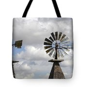 Windmills 5 Tote Bag